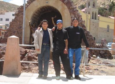 De Tupiza para Oruro y Acedia