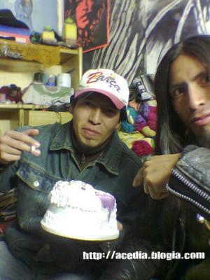 "El ""Happy"" del Tiburón (Christian & Tibu)"
