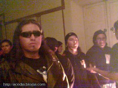 LEYENDAS DE METAL (Oct - 26 - 2007)