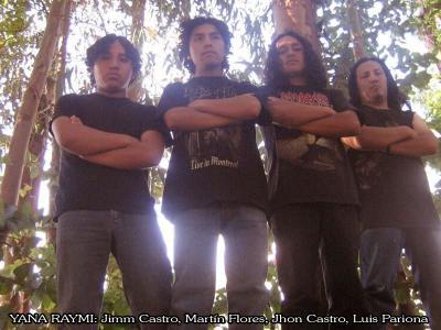 El Poder De Tus Brazos ORURO (NOV/16/2007)