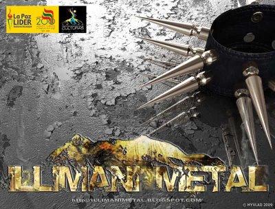ILLIMANI METAL 2009 (LA PAZ)