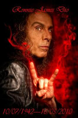 Ronnie James Dio RIP