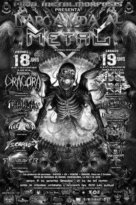 18'19  LARGA VIDA AL METAL-LAPAZ-