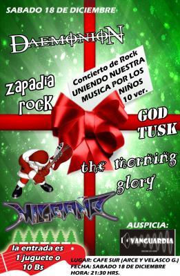 Concierto  Navideño  Oruro