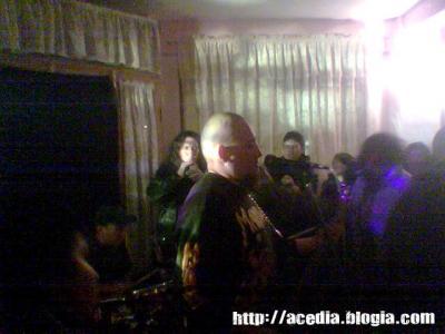 CONCIERTO SEP/21/2007: Eternal Blood