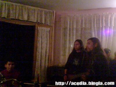 CONCIERTO SEP/21/2007: Acedia