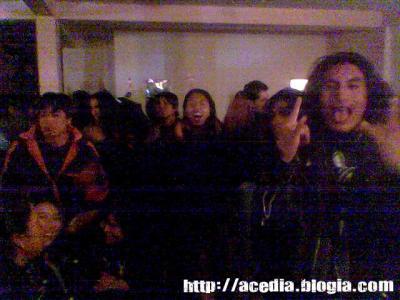 CONCIERTO SEP/21/2007: Oruro !!!