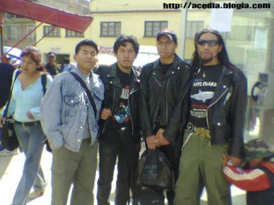 Las Legiones de Huari en la Llajta ( Antes de partir )
