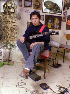 Compañeros de banda: CHRISTIAN TORRICO (Guitarra)