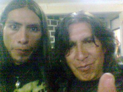 Se armó el Pandemonium - Organizador y Ramiro