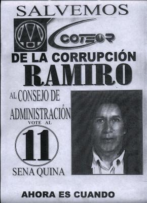 Ramiro al poder !!!