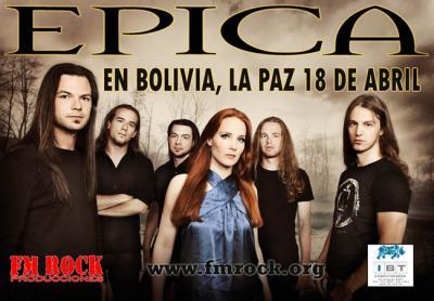 EPICA 18 de Abril  La Paz