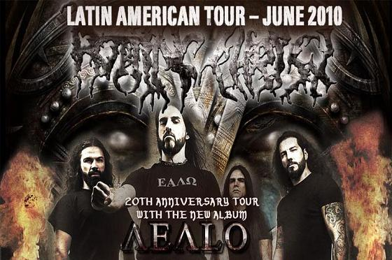 Rotting Christ  en Bolivia